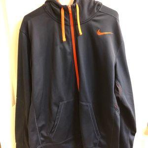 Nike Zipped hoodie